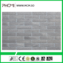 Flexible clay China manufacturer Unique construction material Flexible ceiling bricks