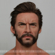 Handmade Lifelike Resin Craft Sculpture Wax Figure Wolverine Wax Statue Hyper-realistic Waxwork