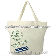 fashion organic cotton blank canvas wholesale tote bags