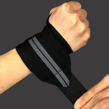 Alibaba china new products 2016 high quality elastic crossfit gym equipment wrist support brace bands