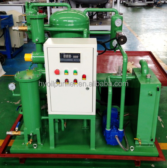 ZJC0.6KY-T Waste Oil Recycling Plant