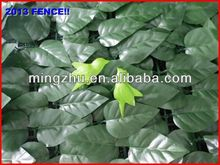2013 factory Garden Fencing top 1 Garden decoration fence pvc clear curtain sheet fence