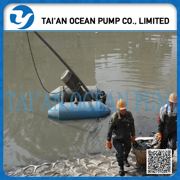 electric dry sand transfer pump