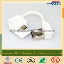 24awg micro usb to mini usb adapter cable from alibaba China
