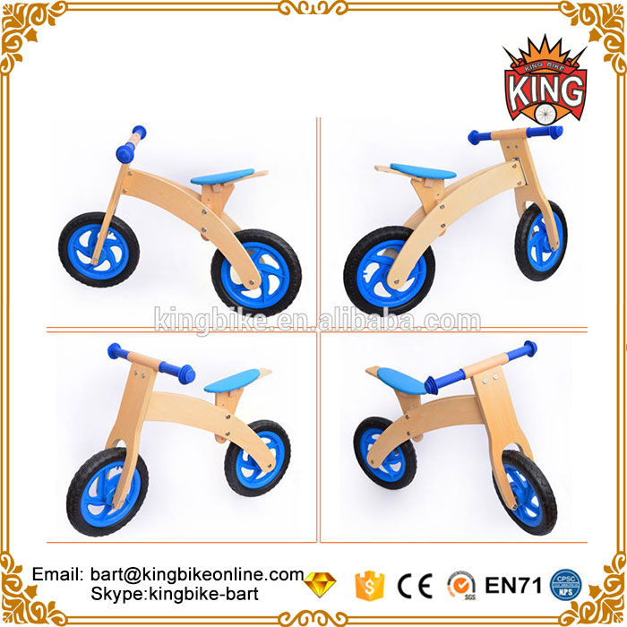 2017 wholesale 12 inch colorful kids sports bike with CE Approved Wooden balance child bike for 2 year old