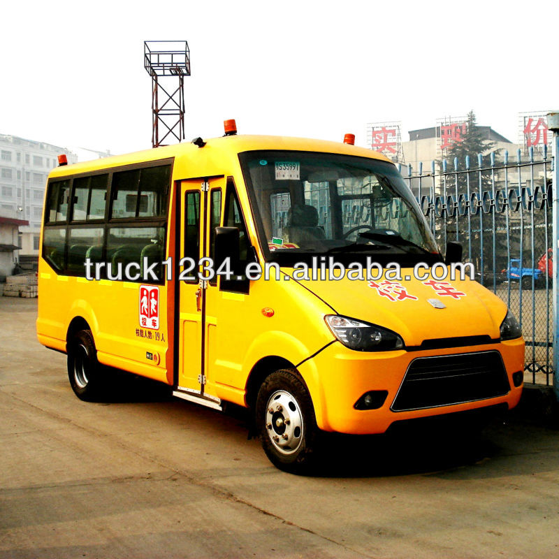 2015 New China Professional Mini School Bus For Sale