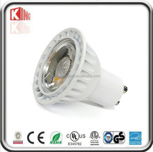 Aluminum 2200k Led Gu10 Dim Mr16 Led Lighting with three years warranty