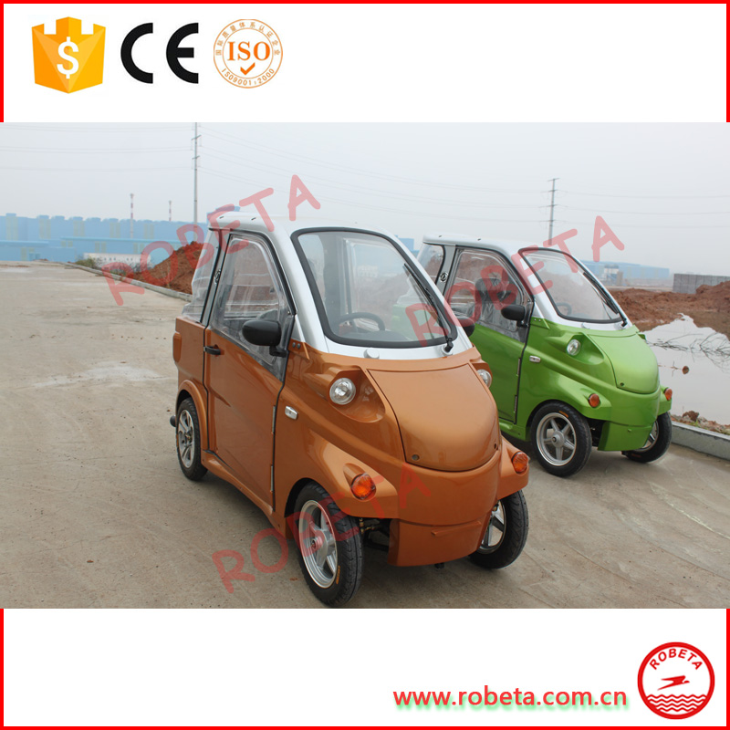 hot sale cheap 4 wheel auto small electric car for family for sale