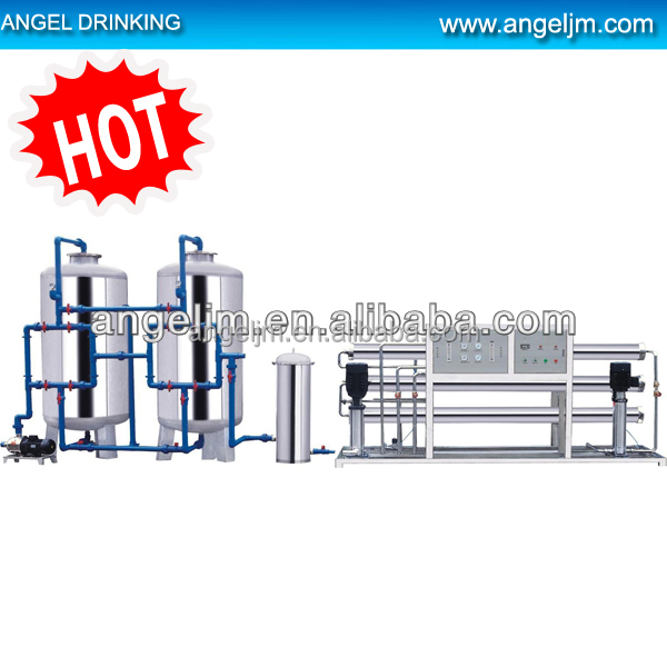 RO-3000L/H high salt rejection brackish reverse osmosis water treatment plant