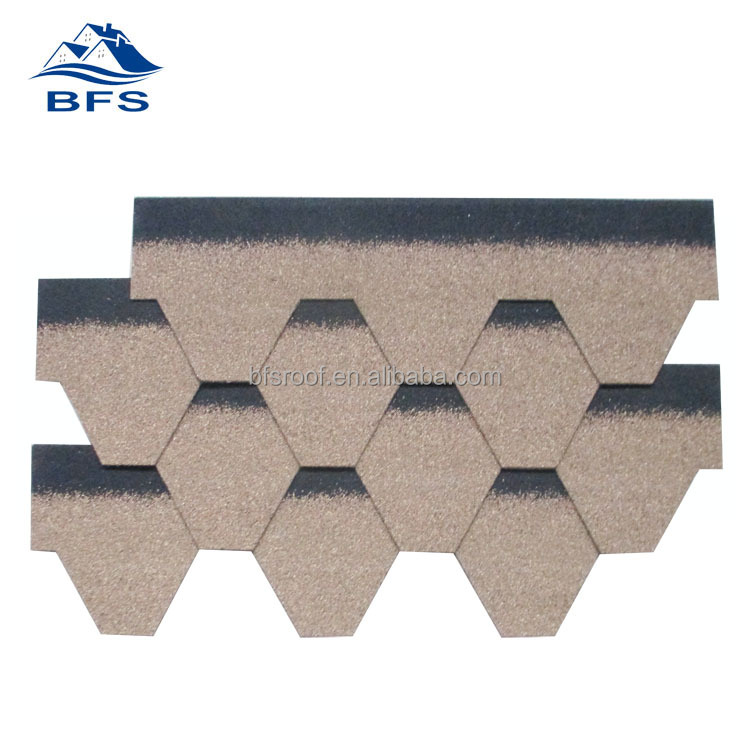 Various heat insulation Durable Color Customized asphalt roofing sheet, asphalt roofing shingles