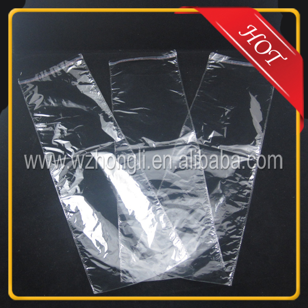 clear plastic heat seal packaging bags