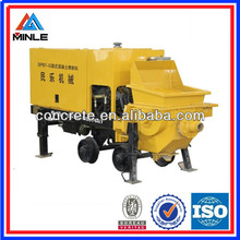 Chinese construction machine Small Portable Wet Shotcrete Machine SPB7-G