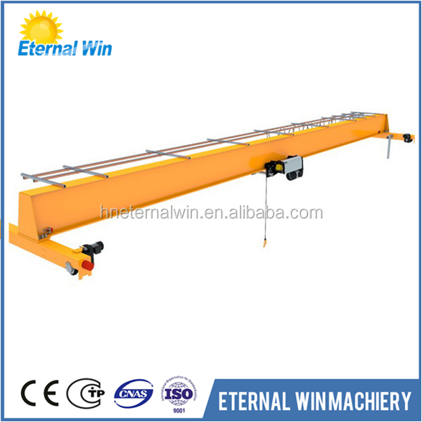 European type overhead crane 5 ton with Eorope hoist