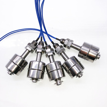 FAST stainless steel type water and oil level sensor/ float switch for high temperature device
