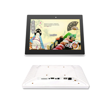 High brightness 10 inch mini android car pc all in one in desktops for pos syetem