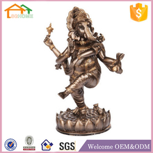 Factory Custom made home decoration polyresin hindu god statues