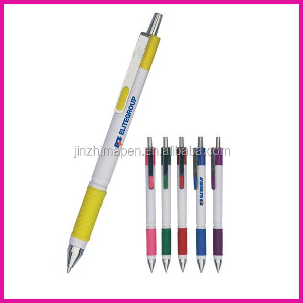 New product,fashion colorful cheap advertising custom pen, bulk buy of alibaba