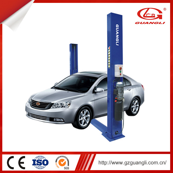 Cheapest price CE approved Hydraulic 2 post car lift rolling jack for sale