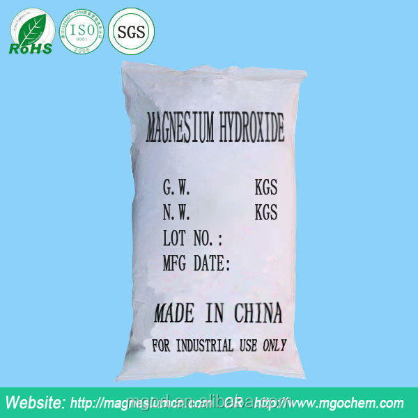 325mesh Mg(OH)2 Magnesium Hydroxide