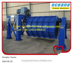 XG series Roller Suspension rcc pipe making machine for hume pipe culvert