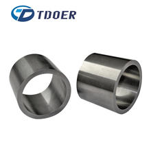 Wear proof tungsten carbide bushings