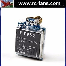 FPV Mini 200mW 5.8Ghz Transmitter FT952 For MINI Drone