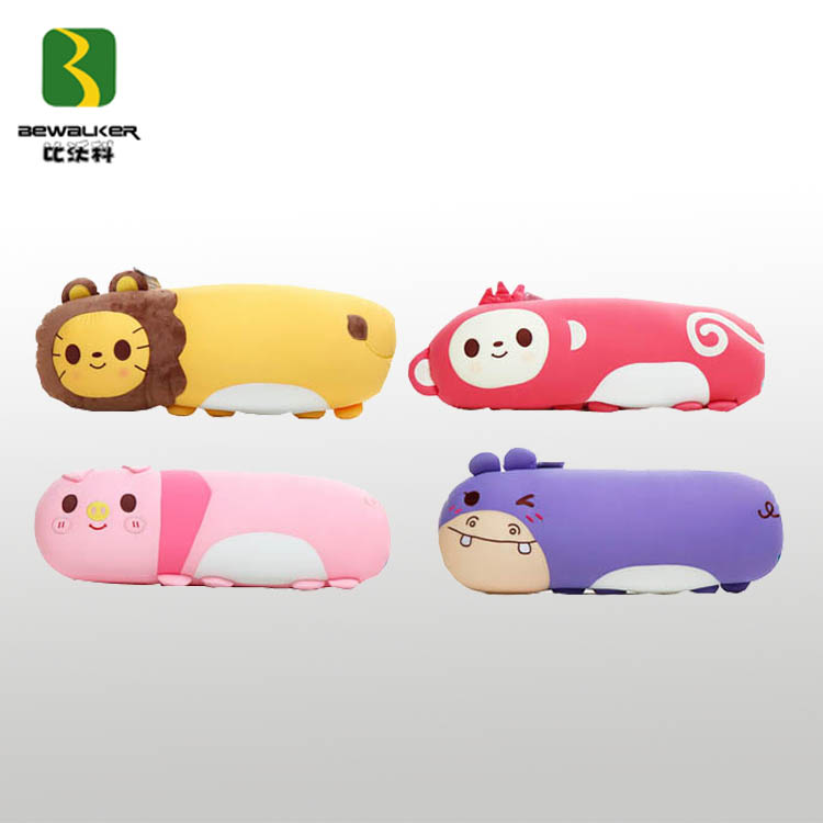 Microbead Filling Animal Shaped Body Pillow