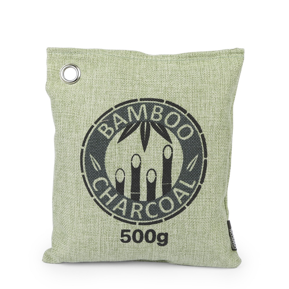 China manufacture Natural bamboo charcoal air purifying bag