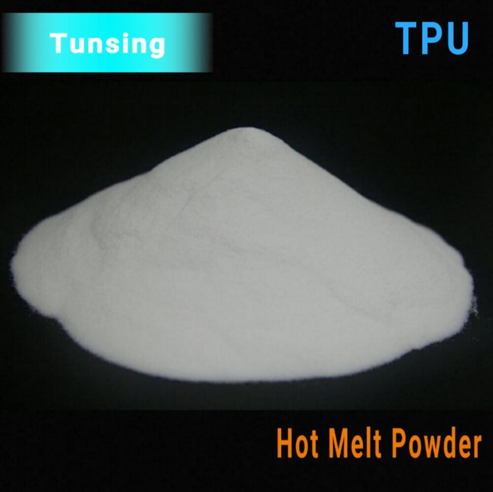 Tunsing TPU Hot Melt Adhesive For Heat Transfer Hotmelt Polyurethane Powder