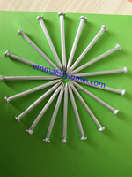 china steel nails factory taiwan quality thumb brand angular spiral concrete nails