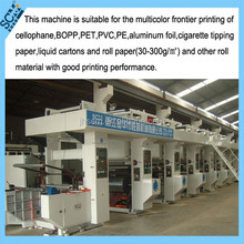 SCM t-shirt bag printing machine, pe press machine and polybag printing machine