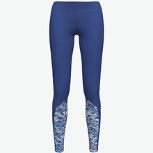 fitness girls 90% polyester 10% spandex custom yoga pants wholesale