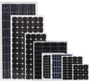9v 3W Mono Silicon Solar panels module 18cell TUV UL CE ROHS for villa GOLF RVS Boats household PV system