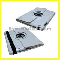 For iPad 4th 3rd 2 3 4 Gen 360 Rotating Stand Leather Smart Case Cover Holder