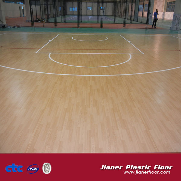 Portable indoor basketball court flooring price for sale for Cost for basketball court