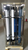 3TPD Ro seawater treatment for boat marine desalination equipment