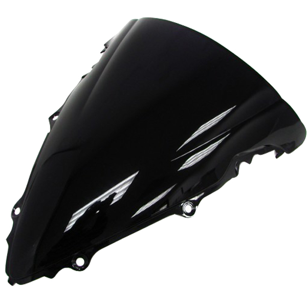 universal integrated motorcycle front headlight cover