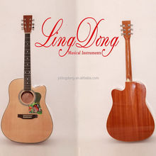 Top level best selling famous brand acoustic guitar