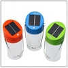 new products battery powered rechargeable led solar camping lantern