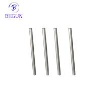 YG10X solid tungsten carbide round rods with Grinding