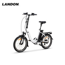 24inch aluminium light elcetric motor bike