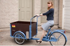 2015 hot sale Three Wheel Ice Cream Bike Box Tricycle