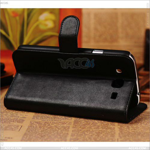 Retro Stand Wallet Leather Cute Case for Samsung Galaxy Mega 5.8 I9150 Case P-SAMI9150CASE011