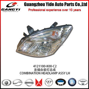 OE 4121100-K00-C2 GREAT WALL HOVER CAR HEAD LAMP