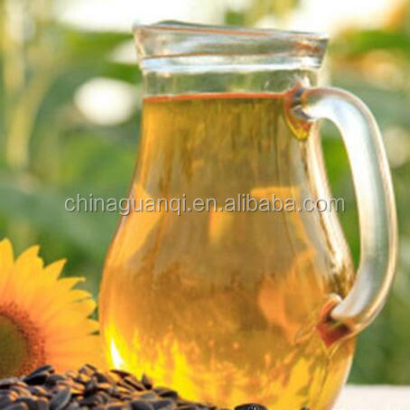 High Quality Pure Crude Sunflower Oil