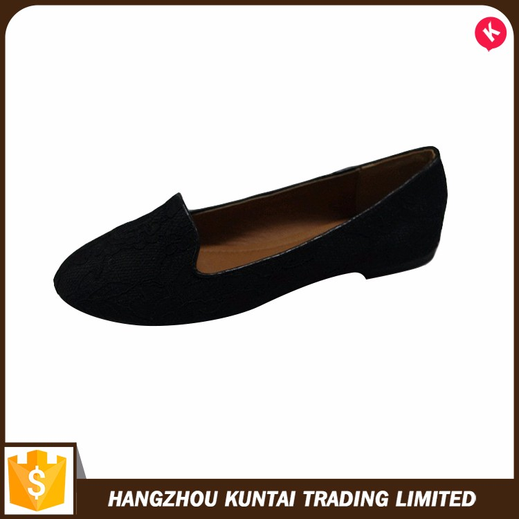 Special hot selling most popular women flat shoes