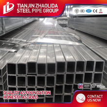 50 * 100 ! ss400 atsm a36 carbon steel pipe suppliers of galvanized square tube in tianjin china