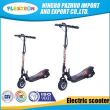 Popular cheap adjustable best child 2 big wheel pedal electric scooter for adults with screen
