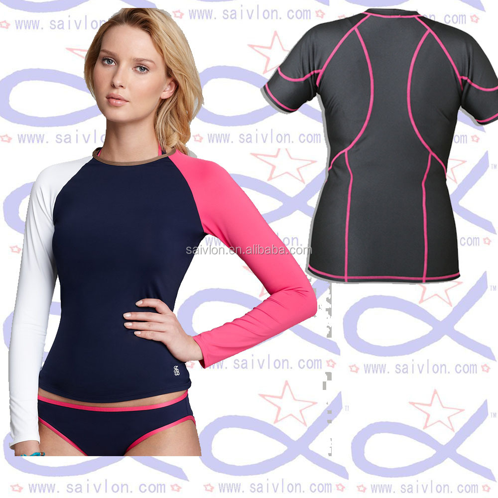 sleeveless rash guard / rash guard manufacturer