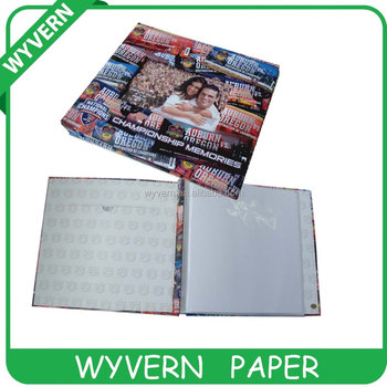 "12x12"" scrapbooking kit/ paper photo album for 4x6,5x7"""